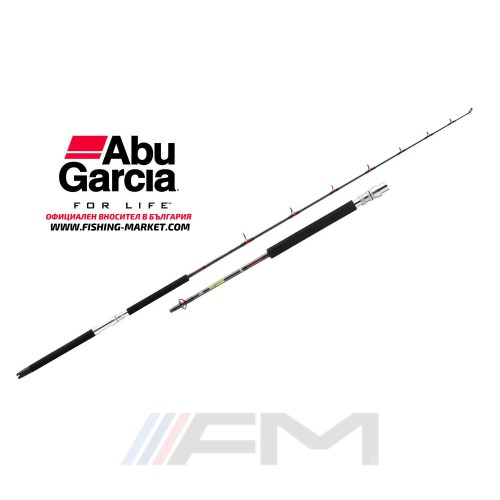 ABU GARCIA Тролинг въдица Big Game Trolling Boat - 2.10 m. 30 lb