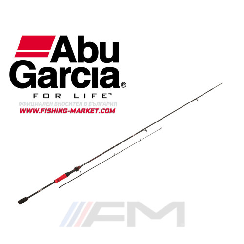 ABU GARCIA Спининг въдица Vendetta LTD Spinning 802M - 2.44 m. / 10-30 gr.