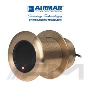 AIRMAR B75M 20° DT XIDT 80-130D KHz / Chirp сонда 600 W за корпусен монтаж