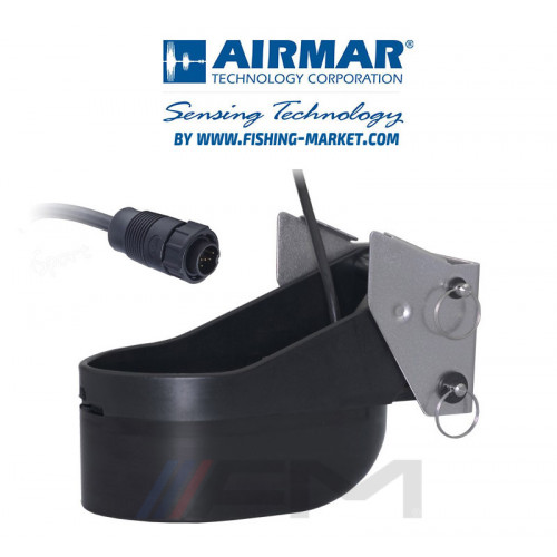 AIRMAR ТМ185M 85-135B KHz / Chirp сонда 1 kW за външен монтаж