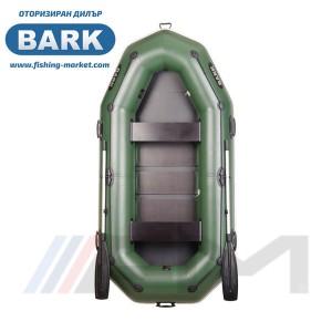 BARK - Надуваема гребна лодка с твърдо дъно B-280P