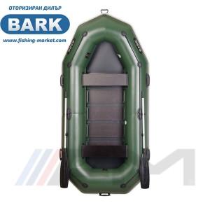 BARK - Надуваема гребна лодка с твърдо дъно B-300P
