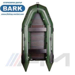 BARK - Надуваема моторна лодка с твърдо дъно BT-330