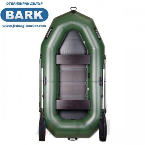 BARK - Надуваема гребна лодка с твърдо дъно B-270