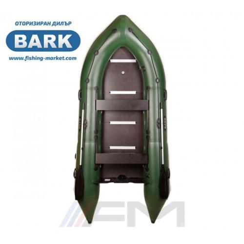 BARK - Надуваема моторна лодка с твърдо дъно и надуваем кил BN-310S