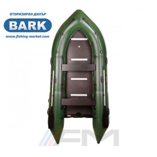 BARK - Надуваема моторна лодка с твърдо дъно и надуваем кил BN-330S