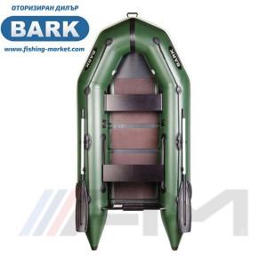 BARK - Надуваема моторна лодка с твърдо дъно BT-270