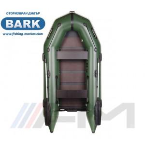 BARK - Надуваема моторна лодка с твърдо дъно BT-290