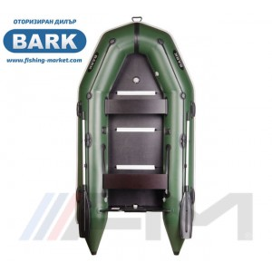 BARK - Надуваема моторна лодка с твърдо дъно и надуваем кил BT-290S
