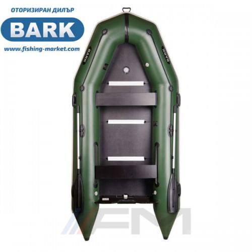 BARK - Надуваема моторна лодка с твърдо дъно и надуваем кил BT-330S