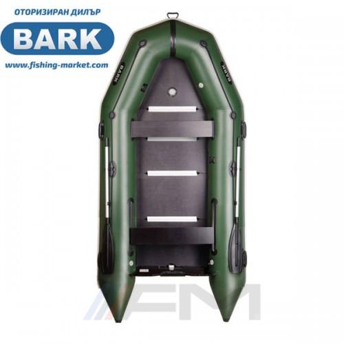 BARK - Надуваема моторна лодка с твърдо дъно и надуваем кил BT-360S