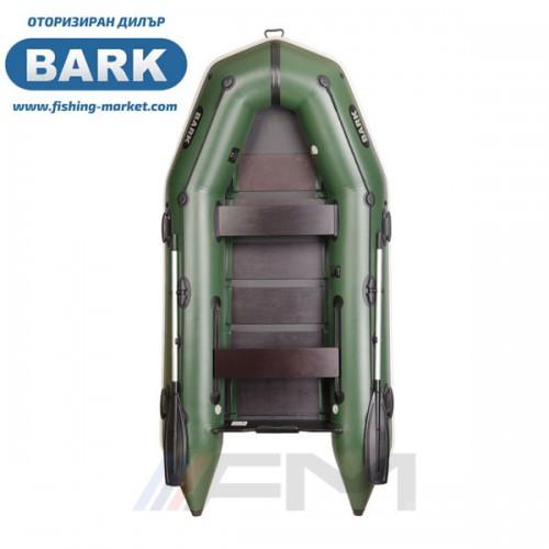 BARK - Надуваема моторна лодка с твърдо дъно BT-310