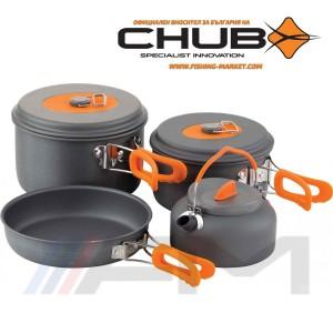 CHUB Къмпинг комплект за готвене All In One Cook Set