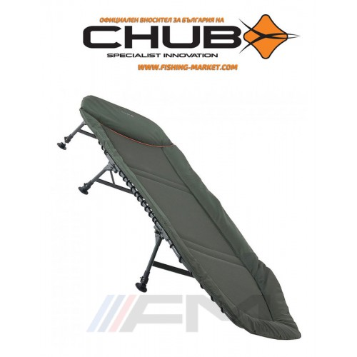 CHUB Легло RS-Plus Bedchair
