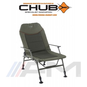 CHUB Стол Outkast Chair