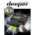 DEEPER Smart Sonar CHIRP+ Winter Bundle 2019 Limited Edition - Безжичен трилъчев сонар Wi-Fi / GPS / BG Menu