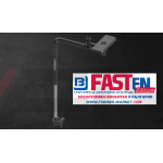 FASTen Стойка за сонда и сонар Ft460 / черна ALA