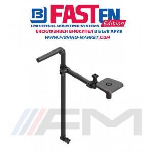 FASTen Стойка за сонда и сонар Ft601 - 60 cm / черна ALA