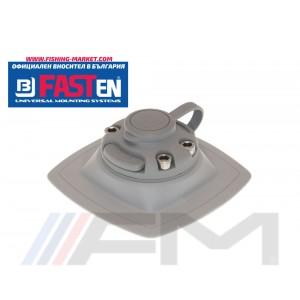 FASTen Монтажна основа за надуваем PVC борд FMp224 - сива