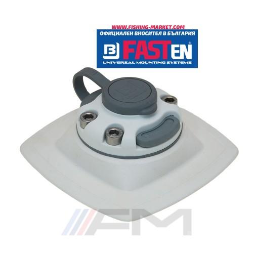 FASTen Монтажна основа за надуваем PVC борд FMp224 - бяла