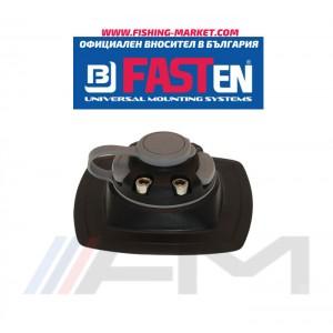 FASTen Монтажна основа за надуваем PVC борд FMp224 - черна