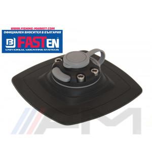 FASTen Монтажна основа за надуваема PVC повърхност FMp225 - черна