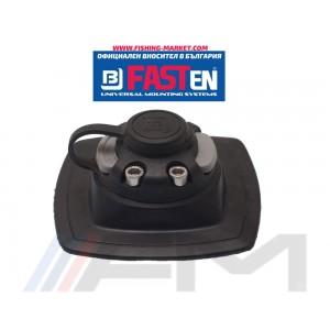 FASTen Монтажна основа за надуваем HYPOLON борд FMp226 - черна