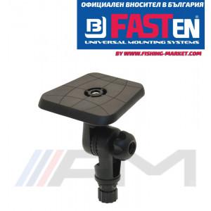 FASTen Стойка за сонар с механизъм за наклон Slt223 - черна