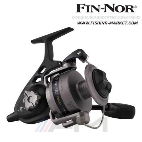 FIN-NOR Спининг макара Offshore 5500