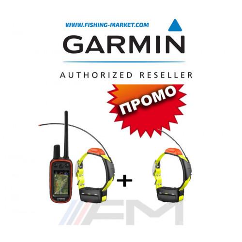 GARMIN Alpha® 100 Bulgaria в комплект с две каишки T5 OFRM Lifetime