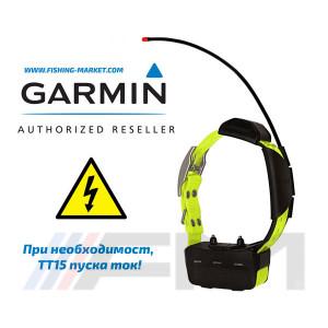 GARMIN TT15 каишка за следене и обучение на кучета