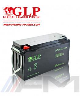 Акумулаторна тягова батерия GLP AGM - 150Ah 12V