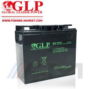 Акумулаторна тягова батерия GLP AGM - 18Ah 12V