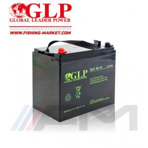 Акумулаторна тягова батерия GLP AGM - 80Ah 12V