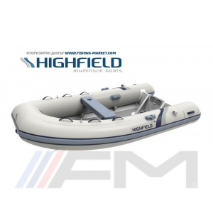 HIGHFIELD - RIB надуваема лодка с алуминиево дъно и кил  Ultralite UL 310