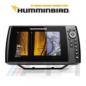 HUMMINBIRD HELIX 8 CHIRP MEGA SI + GPS G3N