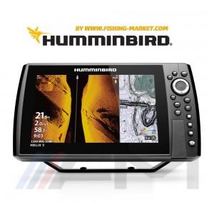 HUMMINBIRD HELIX 9 CHIRP MEGA SI + GPS G3N