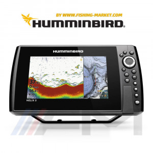 HUMMINBIRD HELIX 8 CHIRP GPS G3N