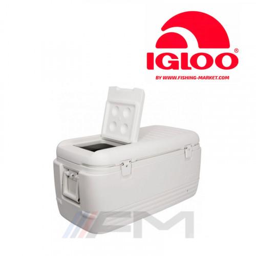 IGLOO Хладилна кутия / охладител Quick Cool 100QT / 95L