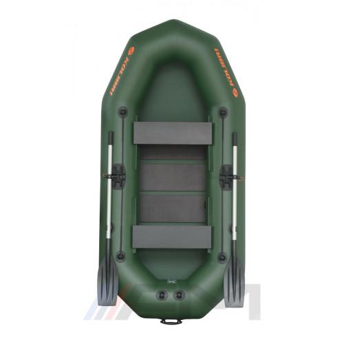 KOLIBRI - Надуваема гребна лодка с твърдо дъно K-270T Profi