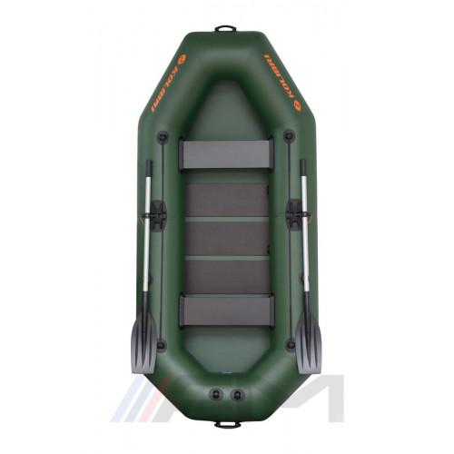 KOLIBRI - Надуваема гребна лодка с твърдо дъно K-280T Standard