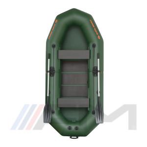 KOLIBRI - Надуваема гребна лодка с твърдо дъно K-290T Profi
