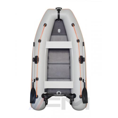 KOLIBRI - Надуваема моторна лодка с твърдо дъно и надуваем кил KM-300DLT
