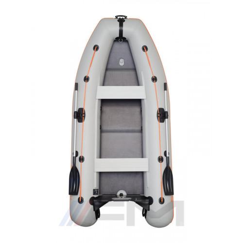 KOLIBRI - Надуваема моторна лодка с твърдо дъно и надуваем кил KM-330DLT