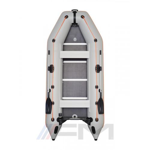 KOLIBRI - Надуваема моторна лодка с твърдо дъно и надуваем кил KM-360D