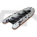 KOLIBRI - Надуваема моторна лодка с твърдо дъно и надуваем кил KM-400DSL