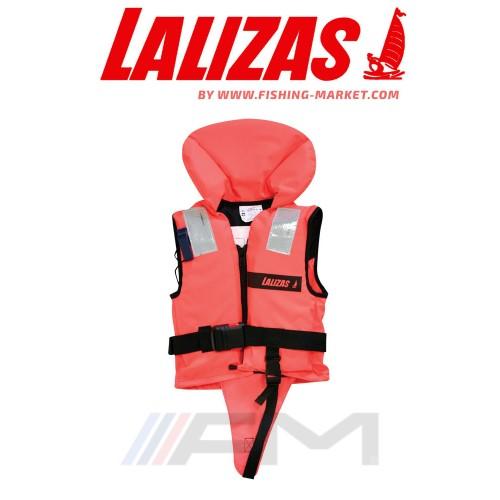 LALIZAS Спасителна жилетка 70-90 kg. CE ISO 12402-4