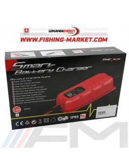 LEMANIA Energy Зарядно устройство Smart Battery Charger 12/24V - 7.0A