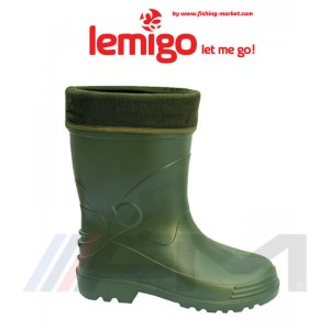 LEMIGO Ботуши с термо чорап Wader 893 EVA - No 42