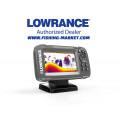 LOWRANCE Hook2-4x GPS Сонар и GPS с Bullet сонда с широк лъч 200 kHz - BG Menu